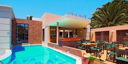 Allas ja baari, hotelli Eva Bay. Kreeta.