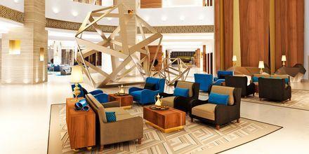 Aula, hotelli Fairmont Ajman. Ajman, Arabiemiraatit.