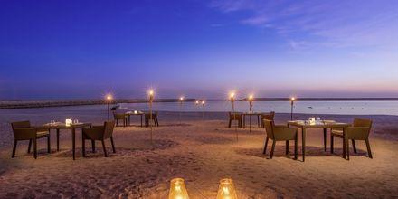 Rantabaari, Hotelli Fanar Hotel & Residences, Salalah, Oman.