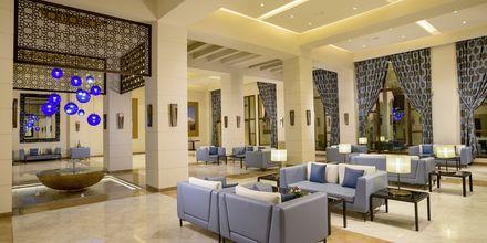 Aula, Hotelli Fanar Hotel & Residences, Salalah, Oman.