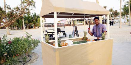 Mehubaari, Hotelli Fanar Hotel & Residences, Salalah, Oman.