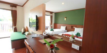 Kahden hengen huone, Fanari Khaolak Resort. Khao Lak, Thaimaa.