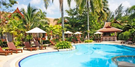 Allasalue, Fanari Khaolak Resort. Khao Lak, Thaimaa.