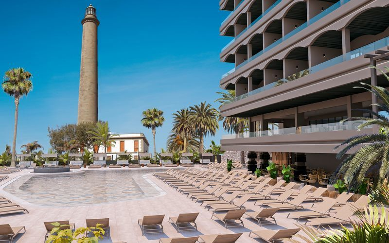 Faro Lopesan Collection Hotel