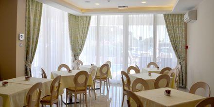 Ravintola, Hotelli Flora, Tucepi, Kroatia.