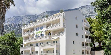 Hotelli Flora, Tucepi, Kroatia.