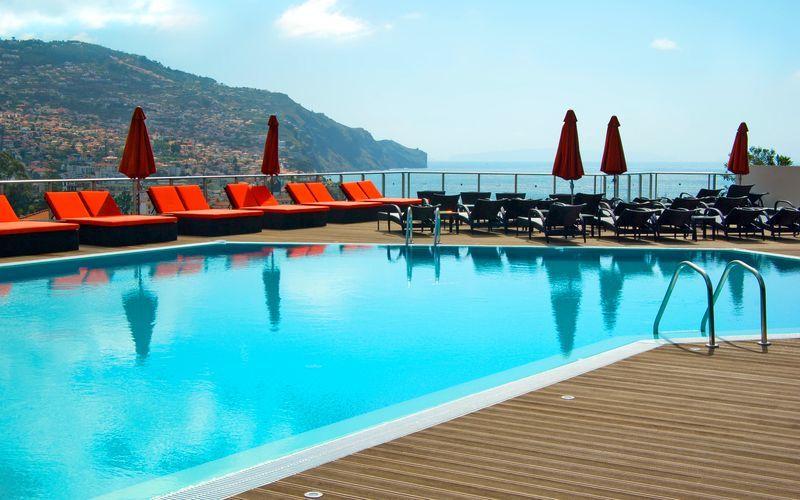 Hotelli Four Views Baia, Funchal, Madeira.
