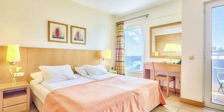 Yksiö. Hotelli Four View Monumental Lido, Funchal, Madeira.