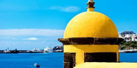 Fortaleza, Madeira, Portugali.