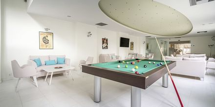 Biljardia, Hotelli Galaxy Beach Resort, Laganas, Zakynthos.