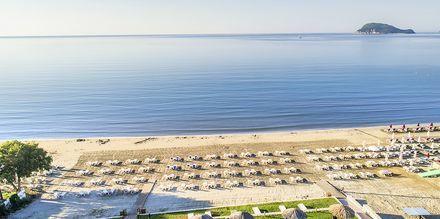Ranta, Hotelli Galaxy Beach Resort, Laganas, Zakynthos.