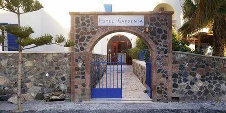 Hotelli Gardenia, Santorini, Kreikka.