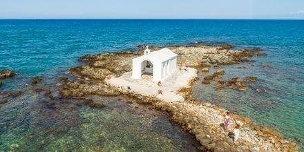 Kaunis pieni kirkko. Georgiopolis, Kreeta, Kreikka.