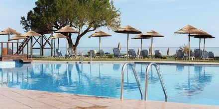 Allasalue. Hotelli Geraniotis Beach, Platanias, Kreeta.