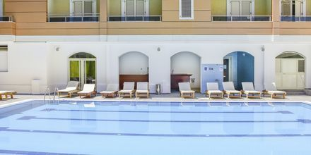 Allas. Germany Hotel, Durresin Riviera, Albania.