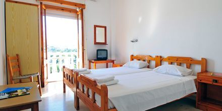 Hotelli Gianna, Leros - Kahden hengen huone