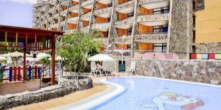 Lastenallas. Hotelli Gloria Palace Amadores Thalasso & Hotel, Gran Canaria.