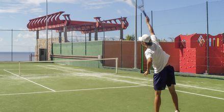 Tennis. Hotelli Gloria Palace Amadores Thalasso & Hotel, Gran Canaria.