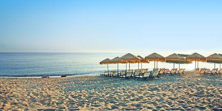 Hotellin ranta, Hotelli Golden Beach, Hersonissos, Kreeta.