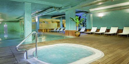 Spa. Hotelli Golden Residence, Madeira.