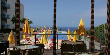 Ravintola. Hotelli Golden Residence, Madeira.