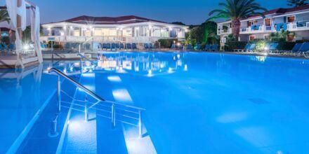 Allasalue, hotelli Golden Sun. Zakynthos.
