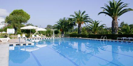 Allasalue, Hotelli Govino Bay, Gouvia, Korfu.