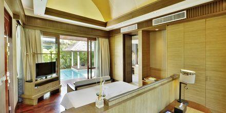 Yhden huoneen villa, Graceland Khao Lak Resort, Thaimaa.