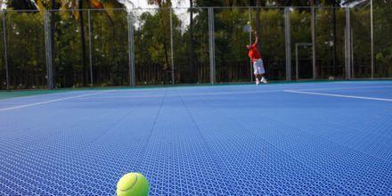 Tennistä, Graceland Khao Lak Resort, Thaimaa.