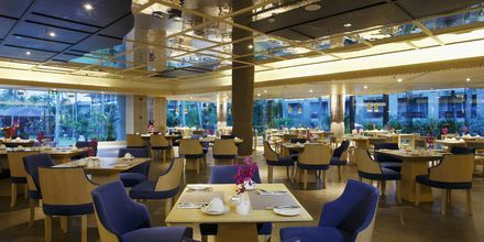 Buffetravintola, Graceland Khao Lak Resort, Thaimaa.