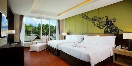 Juniorsviitti. Hotelli Graceland Khao Lak Resort, Thaimaa.