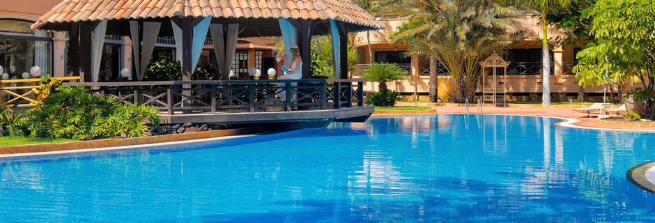 Allasalue, Hotelli Gran Hotel Atlantis Bahia Real, Corralejo, Fuerteventura.