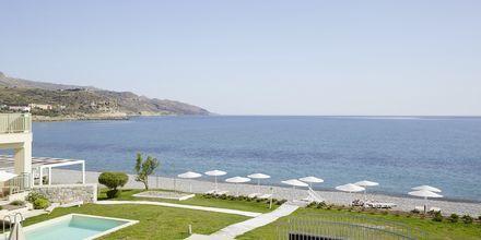 Hotellin ranta, Grand Bay Beach Resort, Kreeta, Kreikka.