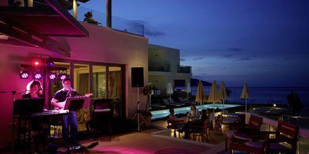 Aulabaari, Hotelli Grand Bay Beach Resort, Kreeta, Kreikka.