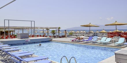 Allas. Grand Hotel, Saranda, Albania.