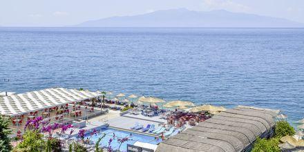 Grand Hotel, Saranda, Albania.