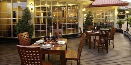 Intialainen ravintola, Hotelli Grand Hotel, Nuwara Eliya, Sri Lanka.