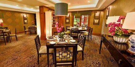 Thai ravintola, Hotelli Grand Hotel, Nuwara Eliya, Sri Lanka.