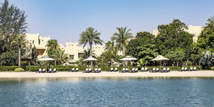 Hotellin ranta. Hotelli Grand Hyatt, Doha, Qatar.