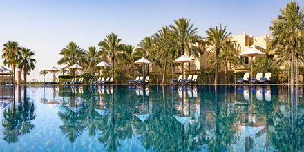Uima-allas. Hotelli Grand Hyatt, Doha, Qatar.