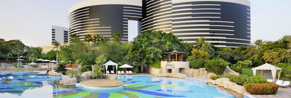 Hotelli Grand Hyatt, Dubai.