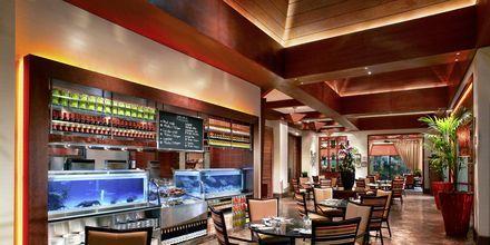 Ravintola Peppercrab hotellilla Grand Hyatt, Bur Dubai, Dubai.