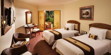 Kahden hengen huone, Grand Mirage Resort, Tanjung Benoa, Bali.