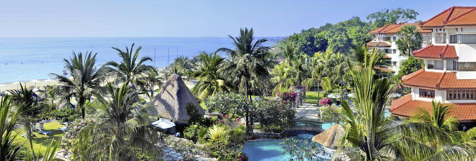 Grand Mirage Resort, Tanjung Benoa, Bali.