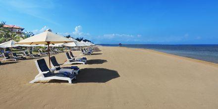 Hotellin ranta, Grand Mirage Resort, Tanjung Benoa, Bali.