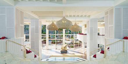 Aula, Hotelli H10 Conquistador, Playa de las Americas, Teneriffa.