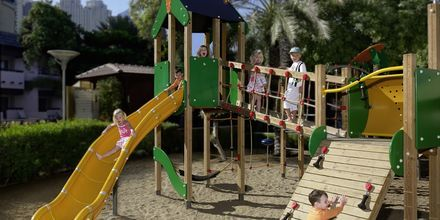 Leikkipaikka, Habtoor Grand Resort, Autograph Collection, Dubai Jumeirah Beach, Yhdistyneet Arabiemiraatit.