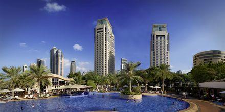 Allasalue, Habtoor Grand Resort, Autograph Collection, Dubai Jumeirah Beach, Yhdistyneet Arabiemiraatit.