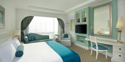 Deluxe-huone, Habtoor Grand Resort, Autograph Collection, Dubai Jumeirah Beach, Yhdistyneet Arabiemiraatit.