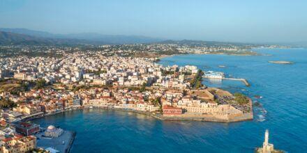 Hanian kaupunki, Kreeta, Kreikka.